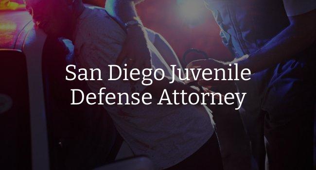 San Diego Juvenile Defense